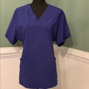 Tops - Nurses scrub top